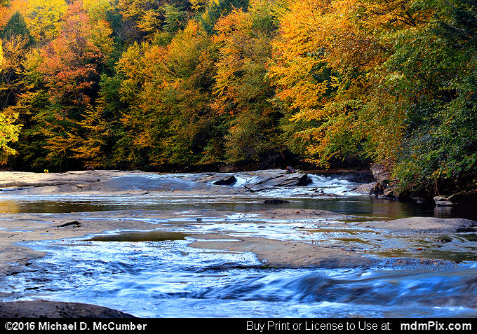 Indian Creek (Indian Creek Picture 016 - October 16, 2016 from Mill Run, Pennsylvania)