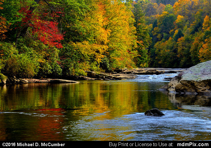 Indian Creek (Indian Creek Picture 022 - October 16, 2016 from Mill Run, Pennsylvania)