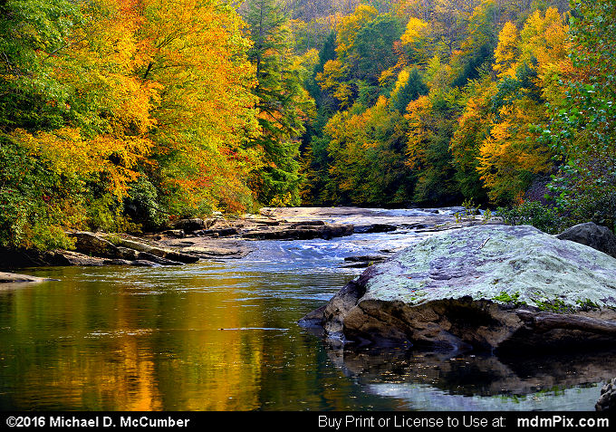 Indian Creek (Indian Creek Picture 024 - October 16, 2016 from Mill Run, Pennsylvania)