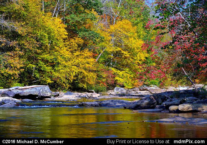 Indian Creek (Indian Creek Picture 031 - October 16, 2016 from Mill Run, Pennsylvania)