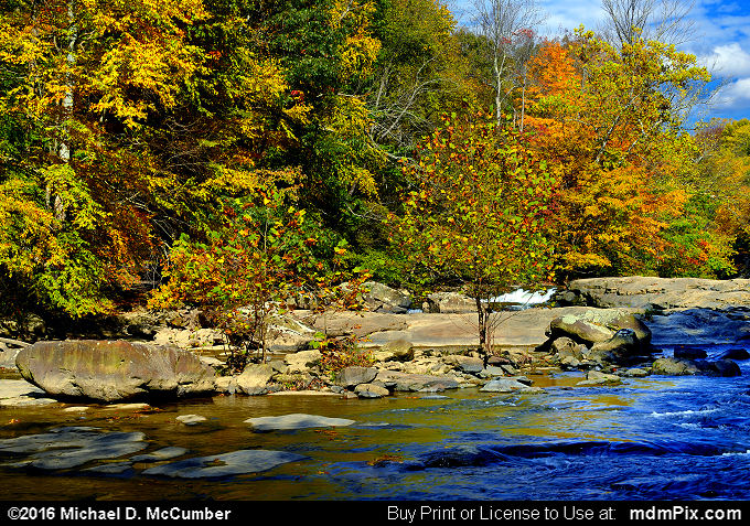 Indian Creek (Indian Creek Picture 035 - October 16, 2016 from Mill Run, Pennsylvania)