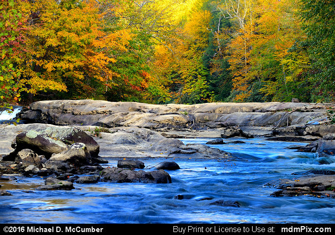 Indian Creek (Indian Creek Picture 036 - October 16, 2016 from Mill Run, Pennsylvania)