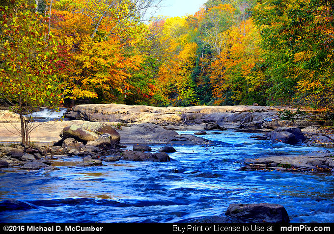 Indian Creek (Indian Creek Picture 037 - October 16, 2016 from Mill Run, Pennsylvania)