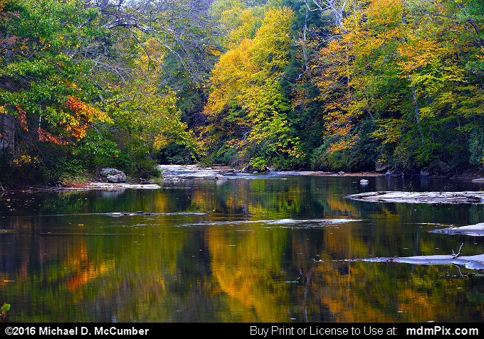 Indian Creek (Indian Creek Picture 040 - October 16, 2016 from Mill Run, Pennsylvania)