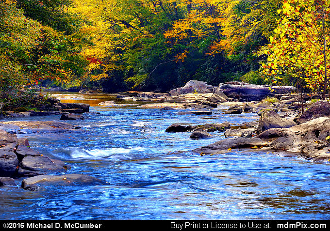 Indian Creek (Indian Creek Picture 043 - October 16, 2016 from Mill Run, Pennsylvania)