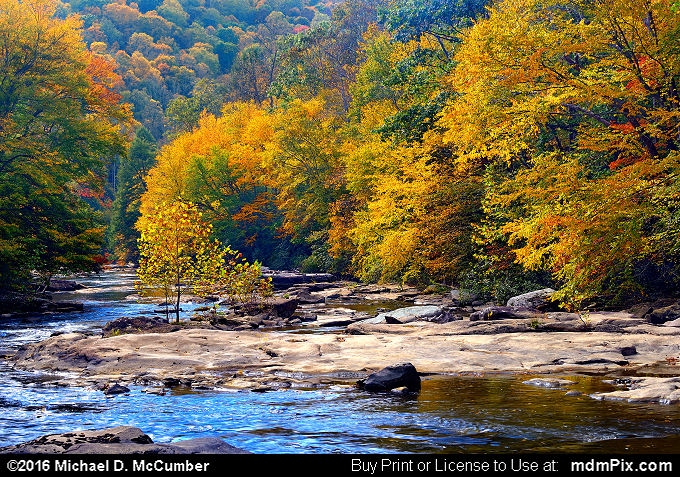 Indian Creek (Indian Creek Picture 044 - October 16, 2016 from Mill Run, Pennsylvania)