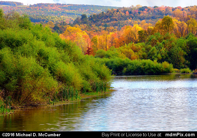 Mill Run Resevoir (Mill Run Resevoir Picture 048 - October 16, 2016 from Mill Run, Pennsylvania)