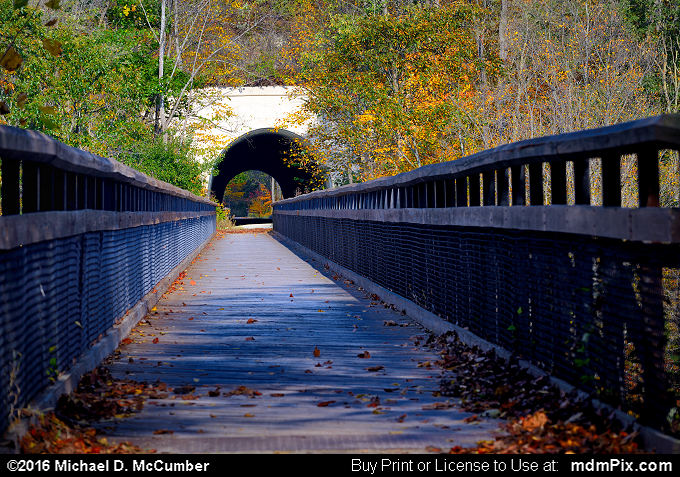 Pinkerton Tunnel (Pinkerton Tunnel Picture 052 - October 18, 2016 from Upper Turkeyfoot Township, Pennsylvania)