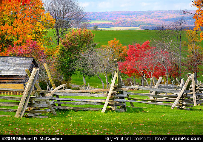 Laurel Ridge (Laurel Ridge Picture 047 - October 19, 2016 from Somerset, Pennsylvania)