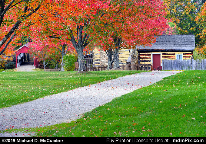 Somerset Historical Center (Somerset Historical Center Picture 048 - October 19, 2016 from Somerset, Pennsylvania)