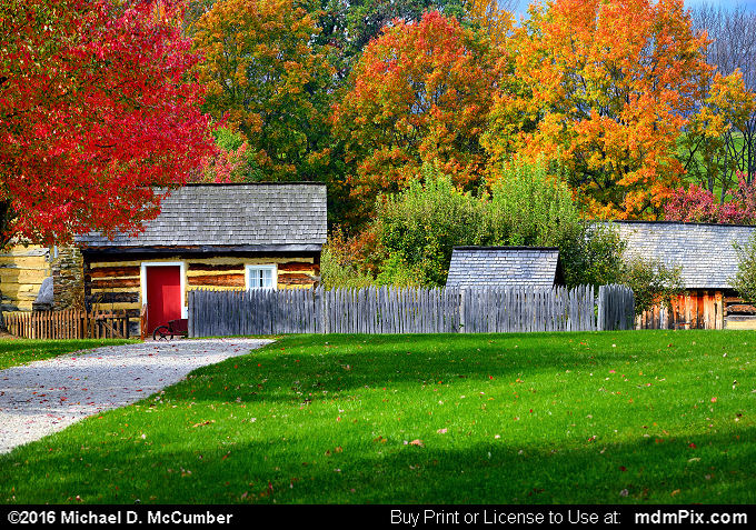 Somerset Historical Center (Somerset Historical Center Picture 050 - October 19, 2016 from Somerset, Pennsylvania)