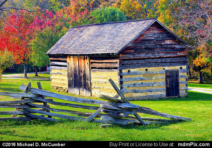 Barn (Barn Picture 067 - October 19, 2016 from Somerset, Pennsylvania)