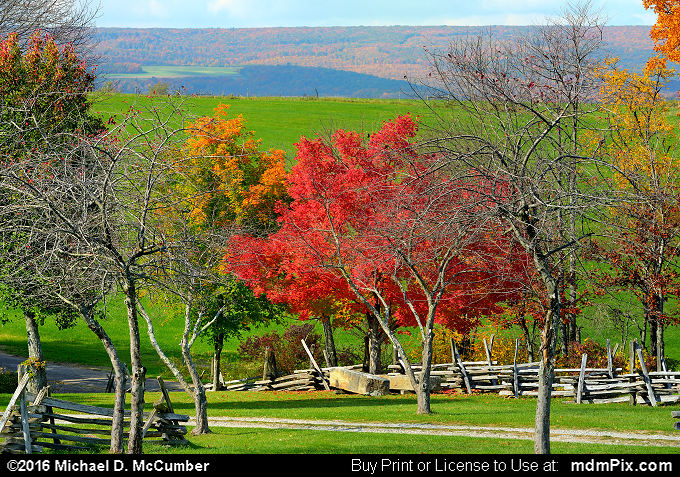 Laurel Ridge (Laurel Ridge Picture 068 - October 19, 2016 from Somerset, Pennsylvania)