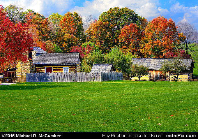 Somerset Historical Center (Somerset Historical Center Picture 075 - October 19, 2016 from Somerset, Pennsylvania)