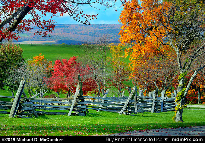 Laurel Ridge (Laurel Ridge Picture 076 - October 19, 2016 from Somerset, Pennsylvania)
