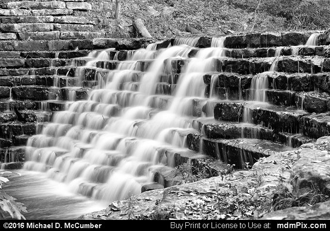 Jones Mill Run Dam (Jones Mill Run Dam Picture 096 - October 19, 2016 from Laurel Hill State Park, Pennsylvania)