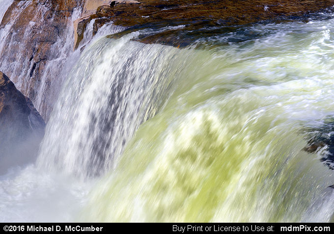 Ohiopyle Falls (Ohiopyle Falls Picture 011 - October 29, 2016 from Ohiopyle State Park, Pennsylvania)